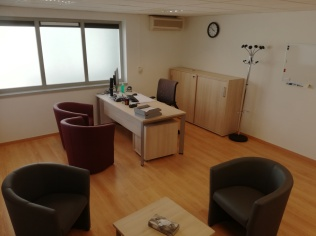 Bureau de psychothérapie